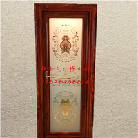 供应普宁市钢化玻璃不锈钢卫生间门