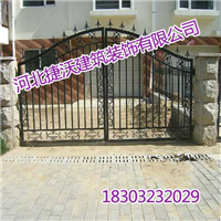 供应邯郸PVC护栏【河北捷沃】PVC护栏厂家