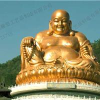 供应弥勒佛像雕塑铸造_河北志彪雕塑
