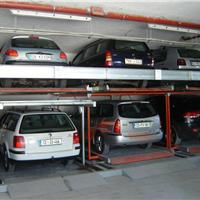 襄樊地下室两层升降横移立体车库,天马华源