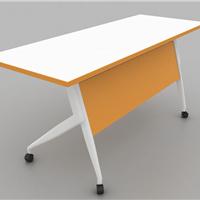 供应培训桌 折叠学习会议办公组合条桌价格
