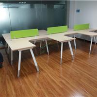 供应现代钢架组合办公桌厂家