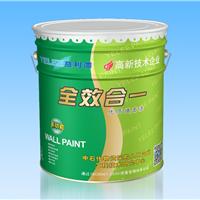 厂家供应益利油漆 全效合一优质墙面漆