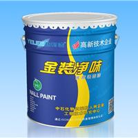 供应益利油漆 乳胶漆 金装净味优质墙面漆
