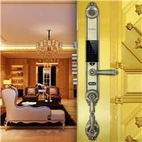 供应罗曼斯智能锁酒店家居指纹密码锁