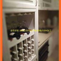 供应零醛欧松板衣柜广州多层板衣柜代加工