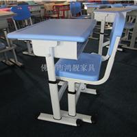升降课桌椅生产厂家,中空吹塑课桌椅批发价
