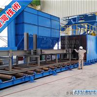 进口钢材通过式抛丸机,长沙郴州岳阳抛丸机