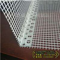 网格布护角的作用及施工流程 pvc护角网型号