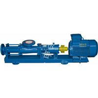 供应G型不锈钢单螺杆泵