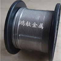 韩国304 316DSR大新不锈钢钢丝绳