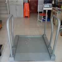 带RS232接口碳钢医用轮椅秤
