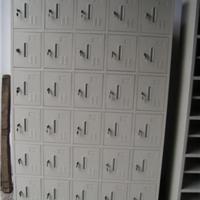 供应24门鞋柜|工厂鞋柜|多门储物柜