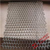 无纺布铝合金蜂窝板节点图片
