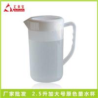 汇来宝新款2.5升塑料量水壶