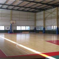 供应杭州质优价廉的篮球专用木地板