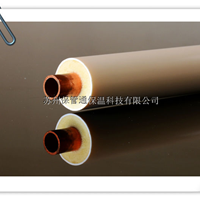 紫铜管保温管pvc复合管 空调太阳能空气能专用管4分管家用工程