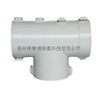 PPR新型发泡保温管外套PVC直通PPR保温管外包PVC配件外套PVC配件