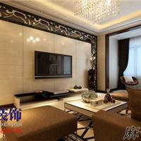 哈尔滨麻雀装饰设计宝宇天邑现代前卫案例