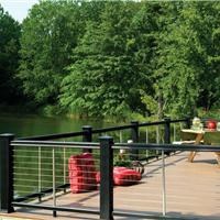 阜新生态木塑木WPC环保木再生木PVC长城板