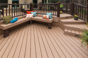 锦州生态木塑木WPC环保木再生木PVC长城板