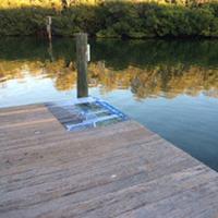 长沙生态木塑木地板WPC环保再生木PVC长城板