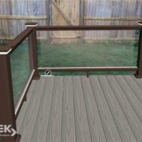 平顶山生态木塑木板WPC环保再生木PVC长城板
