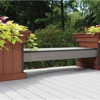 张家界生态木塑木地板WPC地板再生木PVC地板