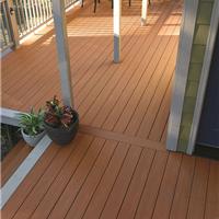 安阳生态木塑木地板WPC环保再生木PVC长城板
