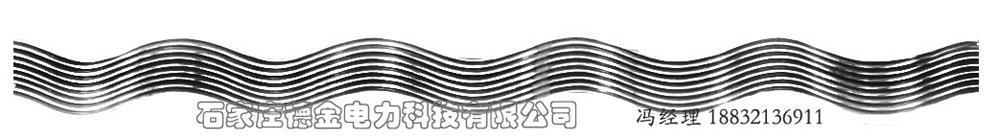 供应预绞式护线条 预绞式导线护线条