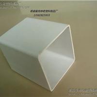 供应雄县100*80pvc矩形管厂家