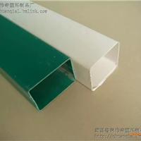 供应PVC水培方管 水培管道100*50矩形管