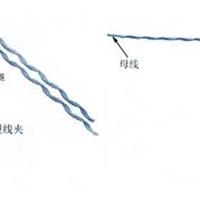 预绞式T型接续条 导线接续条 补强接续条