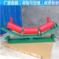 厂家供应 耐磨 槽型托辊组 平行托辊