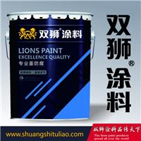 双狮无机富锌底漆 桥梁防腐 无机富锌漆 厂家