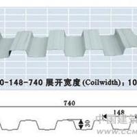 江西九江铝镁锰板/彩钢板YX40-148-740价格
