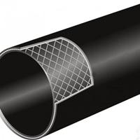 供应钢丝网骨架塑料(聚乙烯)复合管