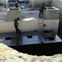 供应地埋式一体化污水处理设备价格
