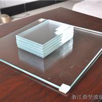 供应浙江超白玻璃各种规格