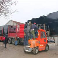 供应地埋式一体化生活污水处理设备厂家