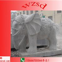 供应石雕大象生产厂家