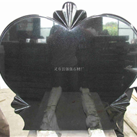 供应山西黑墓碑