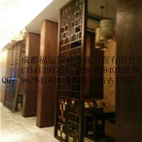 供应花格木窗 中式木窗 御品香 hc-011