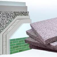 江西冠中复合发泡水泥保温板|防火保温材料