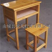 实木课桌椅厂家_学生课桌椅 儿童学习桌课