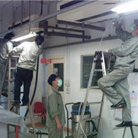 成都日立中央空调的安装