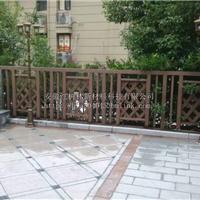 合肥木塑护栏|六安塑木栅栏|滁州塑木围栏