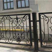 武汉欧式铁艺护栏