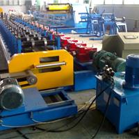 供应80-300飞据冲孔C型钢成型机
