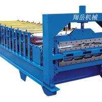 840-900双层压瓦机设备 钢结构铝板压瓦机